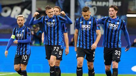Menakar Kans Perempatfinal Liga Champions: Atalanta Siap Mengejutkan - INDOSPORT
