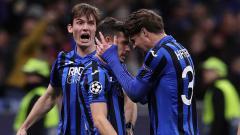 Indosport - Atalanta vs Valencia di Liga Champions.