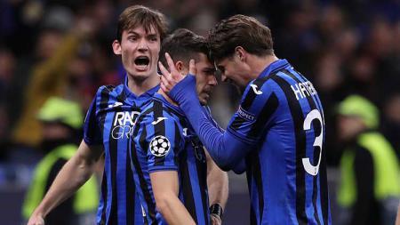 Atalanta terus membuat kejutan di Liga Champions musim ini. Akankah kisah mereka di Eropa berakhir manis? - INDOSPORT