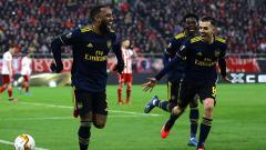 Indosport - Bos Olympique Lyon pernah membujuk Alexandre Lacazette pergi dari klub Liga Inggris, Arsenal.