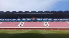 Indosport - PT Liga Indonesia Baru (LIB) telah melakukan verifikasi berkait kesiapan Stadion Maguwoharjo yang jadi salah satu venue lanjutan Liga 1 2020.
