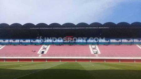 Stadion Maguwoharjo direncanakan akan jadi venue kick off Liga 1 2020 antara PSS Sleman vs Persik Kediri. - INDOSPORT