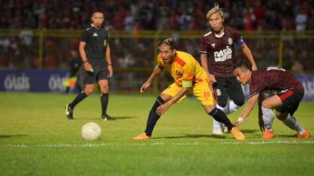 Pelatih Persijap Jepara, Widyantoro, tidak mau ambil pusing dengan berubahnya format Liga 2 di tahun 2020. Meski Persijap kini menganggap semua pertandingan yang mereka lakoni di Liga 2 sebagai final. - INDOSPORT