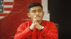 Indosport - Adrianus Dwiki Arya Purnomo, pemain muda Persija Jakarta.
