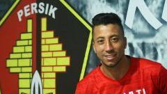 Indosport - Jefferson Oliveira menjadi pemain asing terbaru dari Persik Kediri.