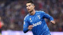 Indosport - Cristiano Ronaldo di laga Serie A Liga Italia, SPAL vs Juventus.