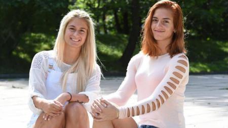 Stefani Stoeva/Gabriela Stoeva, ganda putri asal Bulgaria. - INDOSPORT