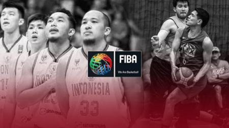 Timnas Basket Indonesia untuk Kualifikasi Piala Asia FIBA 2021. - INDOSPORT