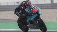 Indosport - Fabio Quartararo mengaku masih belum bisa beradaptasi dengan motornya jelang balapan MotoGP 2020.