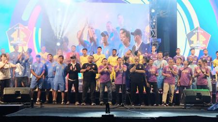 Persik Kediri langsung mengalokasikan cairnya hak Komersial, sebagai pembayaran gaji anggota tim tanpa pemberian Tunjangan Hari Raya untuk Lebaran tahun 2020. - INDOSPORT