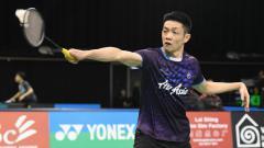 Indosport - Daren Liew, tunggal putra Malaysia.