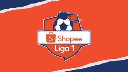 Logo Liga 1 2020. - INDOSPORT