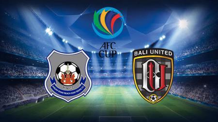 Terdapat perbandingan mencolok perihal peringkat AFC Bali United dan Svay Rieng jelang kedua tim berjumpa di Piala AFC 2020, Selasa (25/02/20). - INDOSPORT