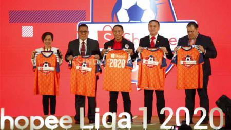 Liga 1 2020 kembali ditunda karena tidak mendapat izin dari kepolisian. - INDOSPORT