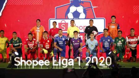 PSSI secara resmi memutuskan menunda kick off lanjutan Liga 1 dan 2 2020. - INDOSPORT