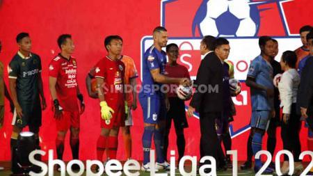 Launching Shopee Liga 1 2020. - INDOSPORT