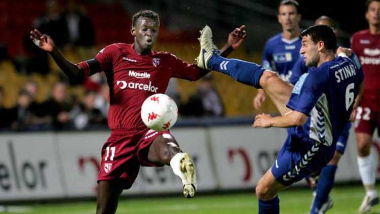 Babacar Gueye. Copyright: FC Metz