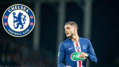 Indosport - Striker PSG, Mauro Icardi masuk bidikan klub Liga Inggris, Chelsea.