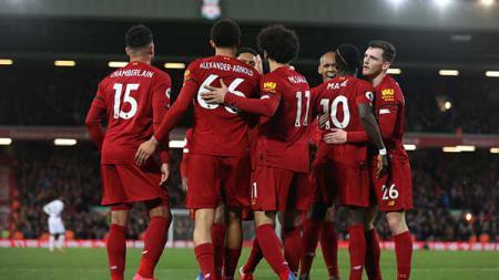 Beberapa bintang top Eropa ini rupanya adalah penggemar klub Liga Inggris, Liverpool. - INDOSPORT