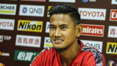 Indosport - Bek Bali United, Haudi Abdillah ternyata memiliki memori tak terlupakan bersama bek Persija Jakarta, Maman Abdurrahman.