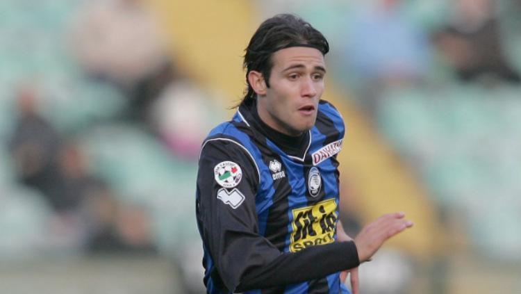 Mantan pemain Inter Milan Robert Acquafresca. Copyright: Getty Images/Gabriele Maltinti