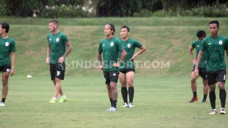 Kemungkinan 3 bintang tim Liga 1 2020 PSS Sleman dapat digaet Eduardo Perez Moran yang kini latih klub asal Spanyol CP Villarrobledo. - INDOSPORT