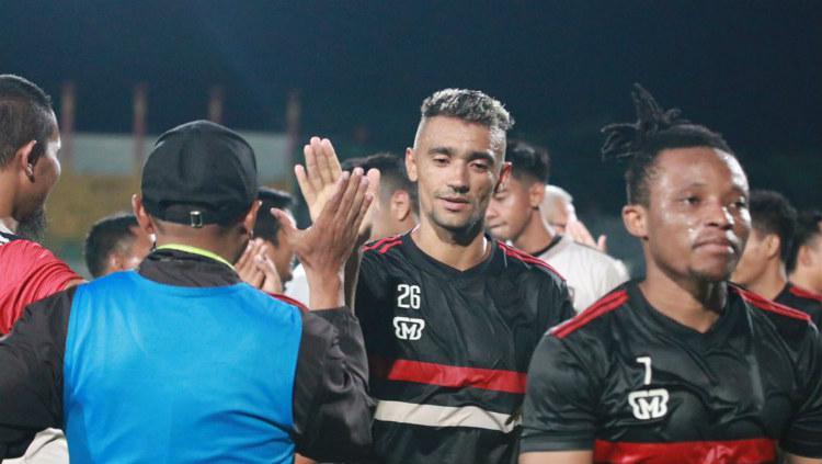 Gelandang serang Madura United Bruno Matos. Copyright: maduraunitedfc.com