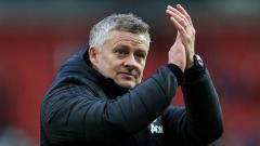 Indosport - Ole Gunnar Solskjaer, Pelatih klub Liga Inggris, Manchester United.