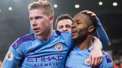 Indosport - Dipecundangi Man United, Kevin De Bruyne Tak Ingin Larut dalam Kesedihan.