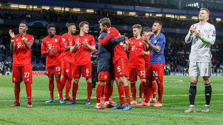 Para pemain Bayern Munchen di musim 2019-2020. - INDOSPORT