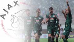 Indosport - Kiprah PSS Sleman di Liga 1 2020 mendatang, mungkin bisa menjadi miniatur dari klub Eredivisie Belanda, Ajax Amsterdam.