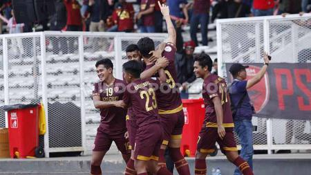 PSM Makassar berhasil mengantongi tiga poin perdana usai menumbangkan Shan United pada pertandingan kedua Piala AFC 2020 - INDOSPORT