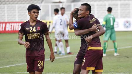 PSM Makassar berhasil mengalahkan Shan United dengan skor 3-1 dalam ajang penyisihan grup Piala AFC 2020. - INDOSPORT