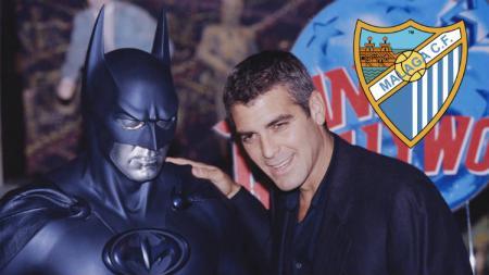 Aktor papan atas Hollywood mantan pemeran Batman, George Clooney dikabarkan mulai tertarik untuk membeli atau mengakuisis klub LaLiga Spanyol Malaga CF. - INDOSPORT