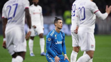 Cristiano Ronaldo menjadi salah satu pemain yang cocok kembali ke Liga Inggris. - INDOSPORT