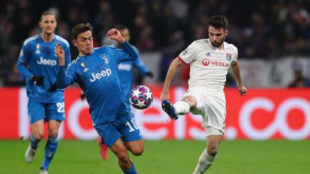 Juventus baru saja kalah dari Olympique Lyon di leg pertama babak 16 besar Liga Champions 2019/20, Inter Milan akan menjadi lawan berat selanjutnya di lanjutan Serie A Italia. - INDOSPORT