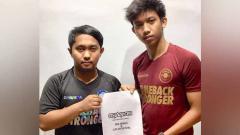 Indosport - Elga Cahya Putra, atlet eSports Indonesia di Thailand.