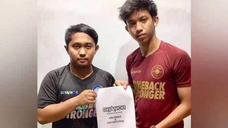 Elga Cahya Putra, atlet eSports Indonesia di Thailand. - INDOSPORT