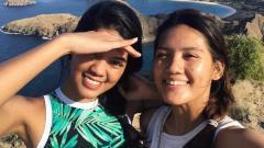 Indosport - Raphael Maitimo mengunggah potret kebersamaannya dengan Michelle Tahalea di akun Instagram pribadinya pada akhir Januari lalu.