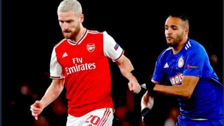 Hasil Pertandingan Liga Europa, Arsenal vs Olympiakos: - INDOSPORT