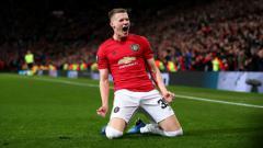 Indosport - Scott McTominay hanya bermain dengan satu mata kala Manchester United sukses menundukkan PSG dalam laga pembuka Grup H Liga Champions dini hari tadi.