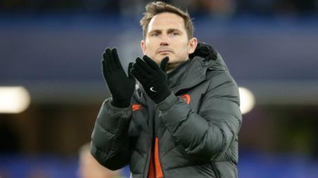 Pelatih Chelsea, Frank Lampard. - INDOSPORT