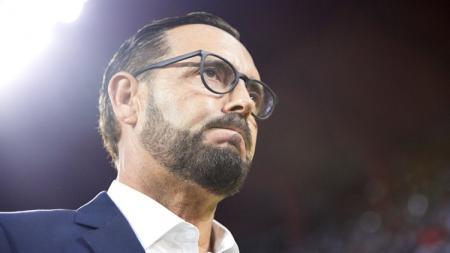 Pelatih sepak bola Getafe mengatakan bahwa timnya tidak diunggulkan jelang pertandingan leg pertama 16 besar kompetisi Liga Europa 2019-2020. - INDOSPORT