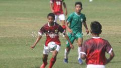 Indosport - PSSI benar-benar menerapkan protokol kesehatan ketat untuk Timnas Indonesia U-16. Selama melakukan pemusatan latihan, tim besutan Bima Sakti diawasi secara ketat.