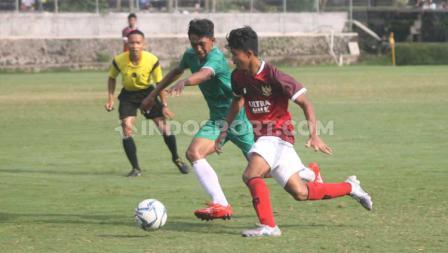 Timnas Indonesia U-16 mengakhiri TC di Yogyakarta yang dipimpin oleh Bima Sakti.