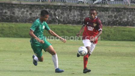 Selama TC, Timnas U-16 juga menggelar tiga kali uji coba. Masing-masing menang 4-0 atas PS Penajam Utama U-16, dan dua kali bermain imbang kontra PSS Sleman U-16.