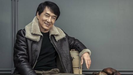 Jackie Chan, aktor bela diri top. - INDOSPORT