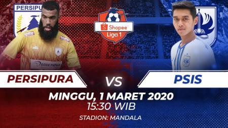 Persipura Jayapura akan menjamu PSIS Semarang di Stadion Klabat dalam laga perdana Liga 1 2020, Minggu (01/03/20). - INDOSPORT
