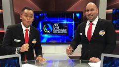 Indosport - 6 Klub Calon Juara Liga 1 Versi Komentator Kondang Liga Indonesia.