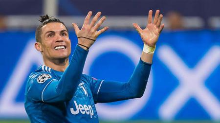 Legenda klub Serie A Italia Inter Milan, Christian Vieri, menilai bahwa Cristiano Ronaldo lebih payah dibandingkan dengan Ronaldo yang berasal dari Brasil. - INDOSPORT